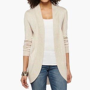 Merona Open Cocoon Layering Sweater Cardigan